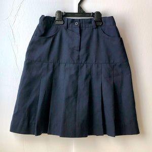 COLLECTIONS UNIMAGE School girl pleated skirt EUC